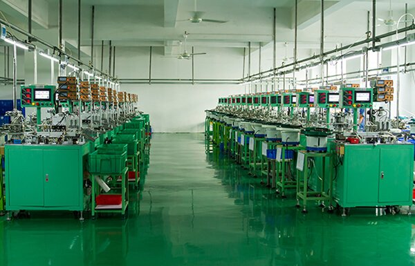 ③ Automatic Testing Machine Workshop