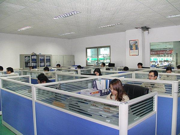 Workshop Office 车间办公室