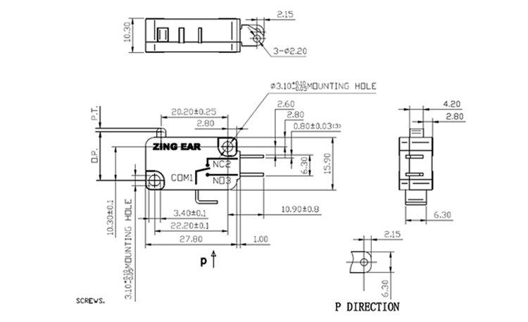 G5 Basic Micro Switch 4