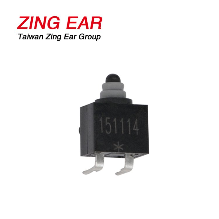 G304-150U00E40 PCB Terminals SPDT Right Side Dustproof Waterproof Subminiature Microswitch Micro Switch