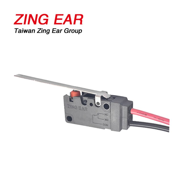 G5W11-WC200A03-W3 Normally Closed Snap Action Microswitch Micro Switch