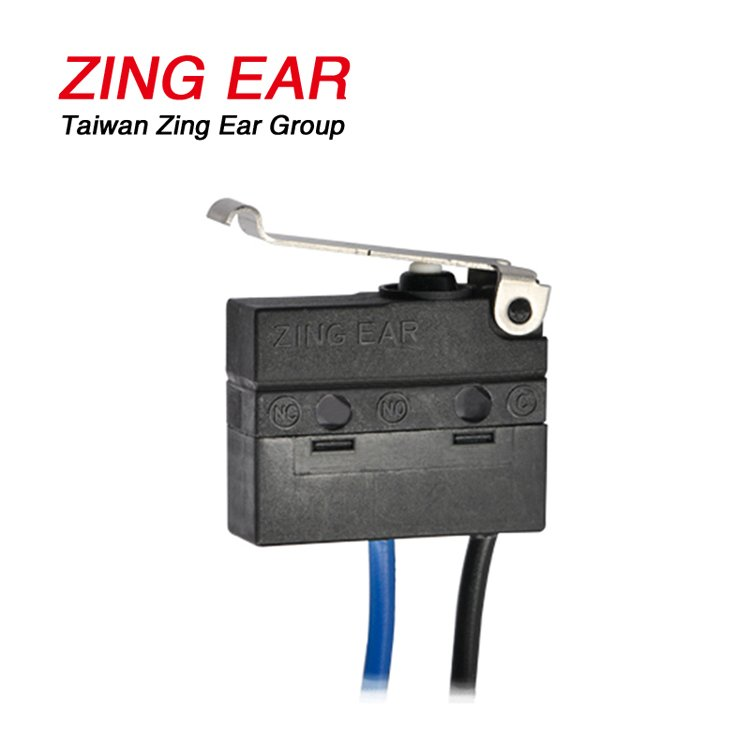 Zing Ear G905 IP67 Waterproof Simulated Roller Sealed Micro Switch