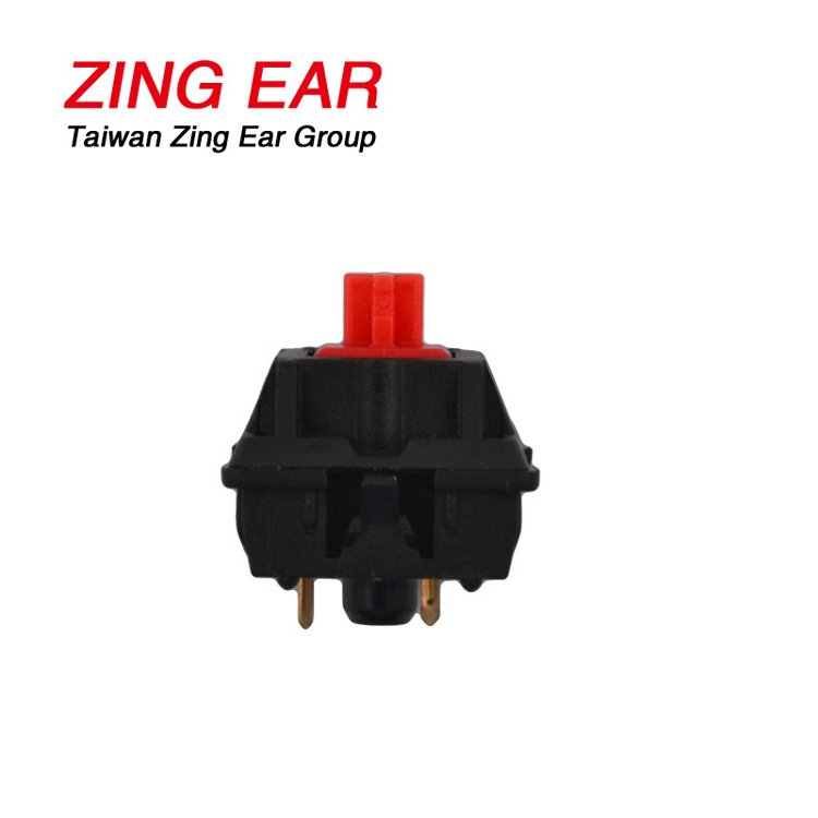 GT02A1ENN Red Quietest Mechanical Switch