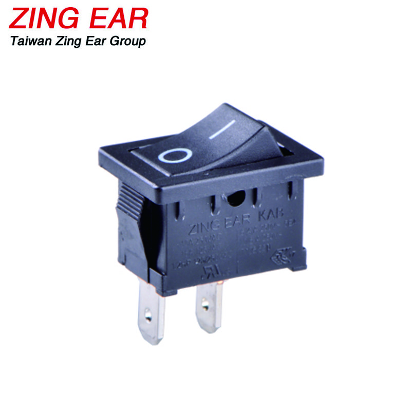 KAB-2A 250V 120 Volt LED Rocker Switches