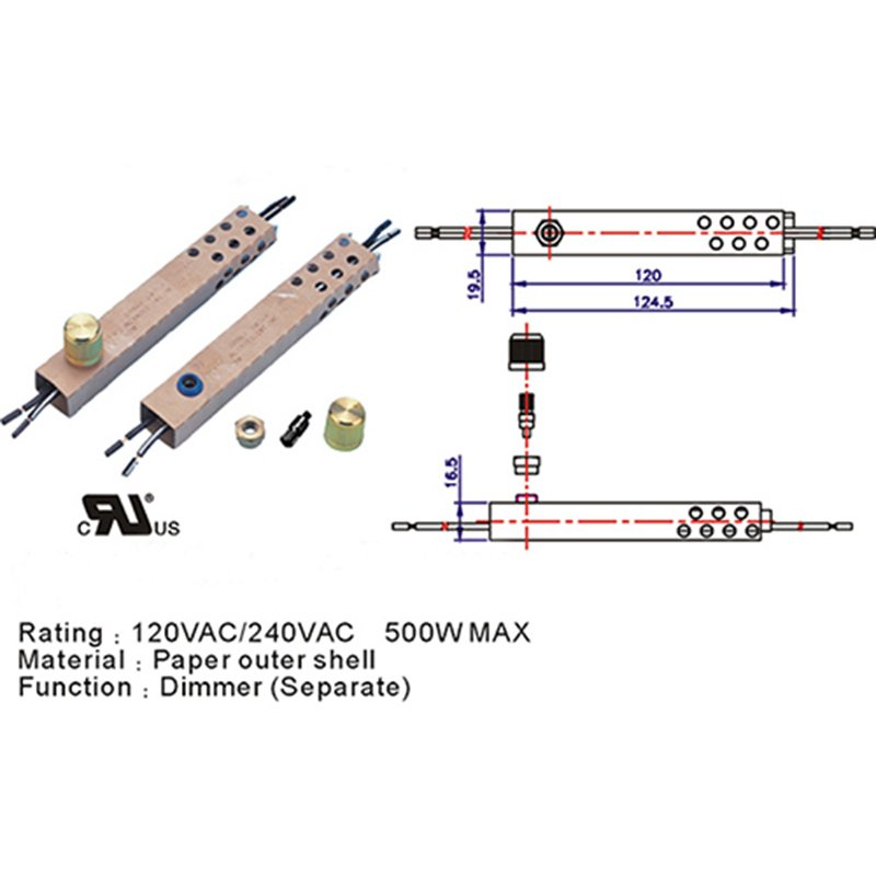 Dimmer Switch for LED Lights
