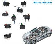 automotive micro switch