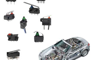 automotive micro switch