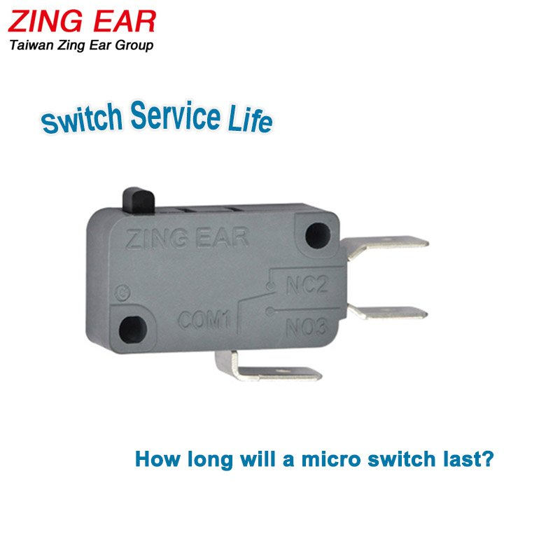 How long will a micro switch last?