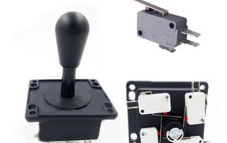 micro switch joystick what is