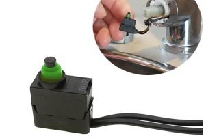 How to replace a microswitch for taps