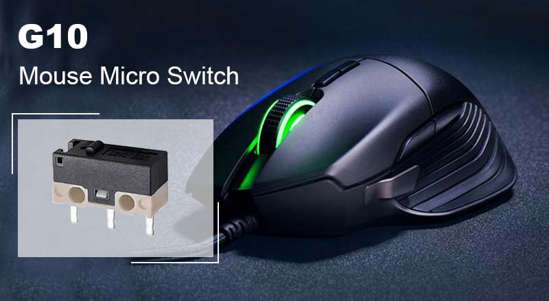 G10 Micro Switch Mouse