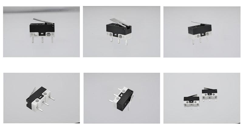 Ultra Miniature Micro Switch Photos