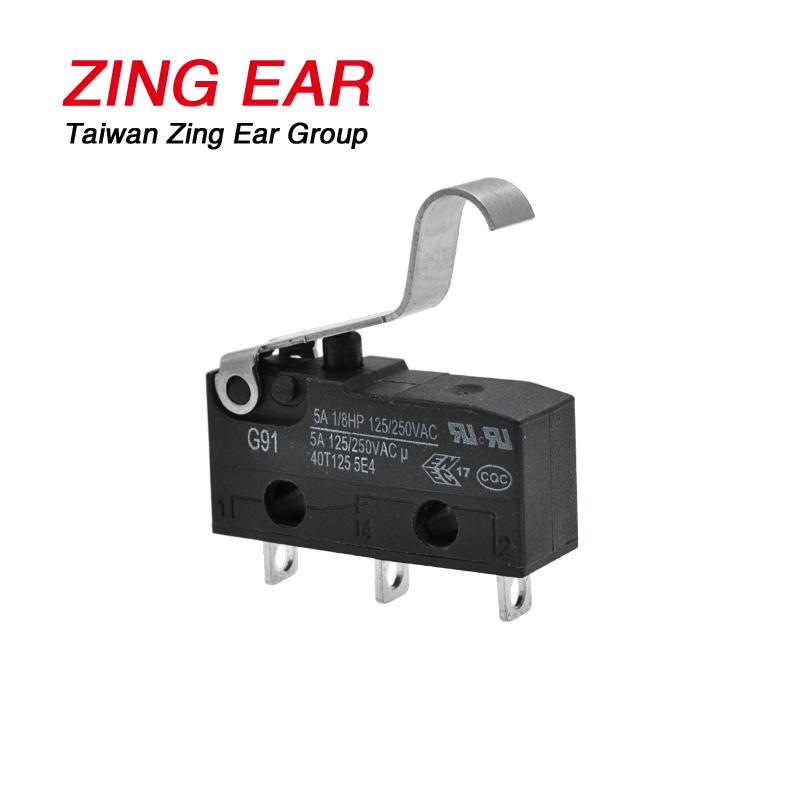 Micro Switch 5A 250VAC