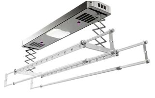 electric drying rack micro switch