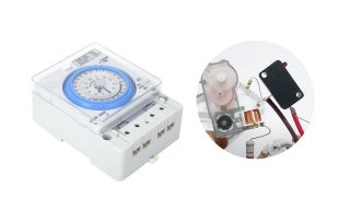 micro timer switch