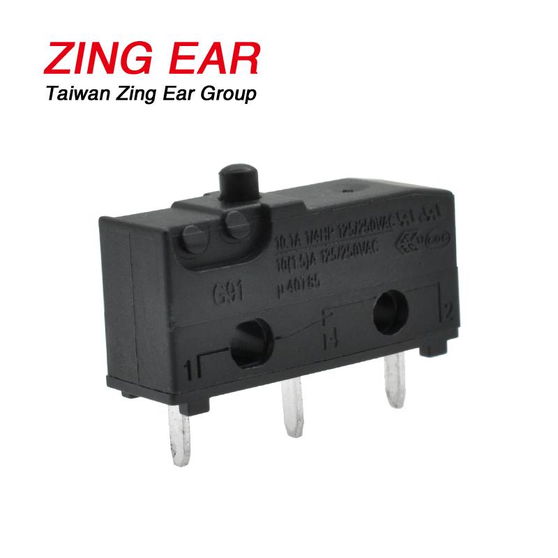 3 Pin 10 Amp 125 250V SPDT G91 micro switch
