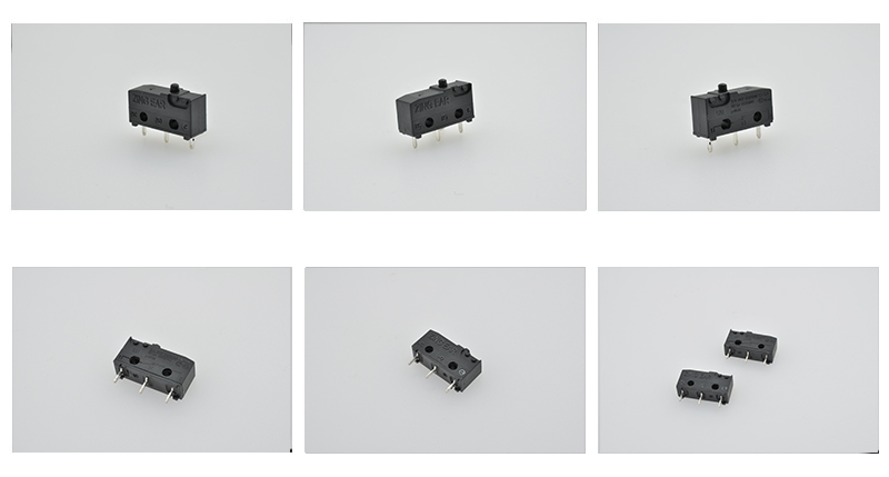 G9110-250K00D1T PCB Microswitch Pictures