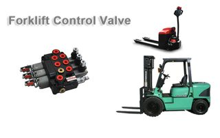 forklift control valve with micro switch 2