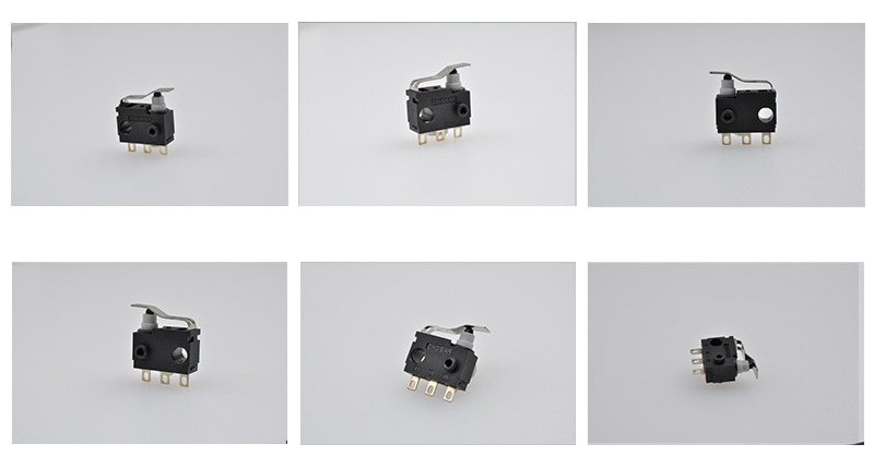 G306-150S45AA Miniature Micro Switch Lever Photo