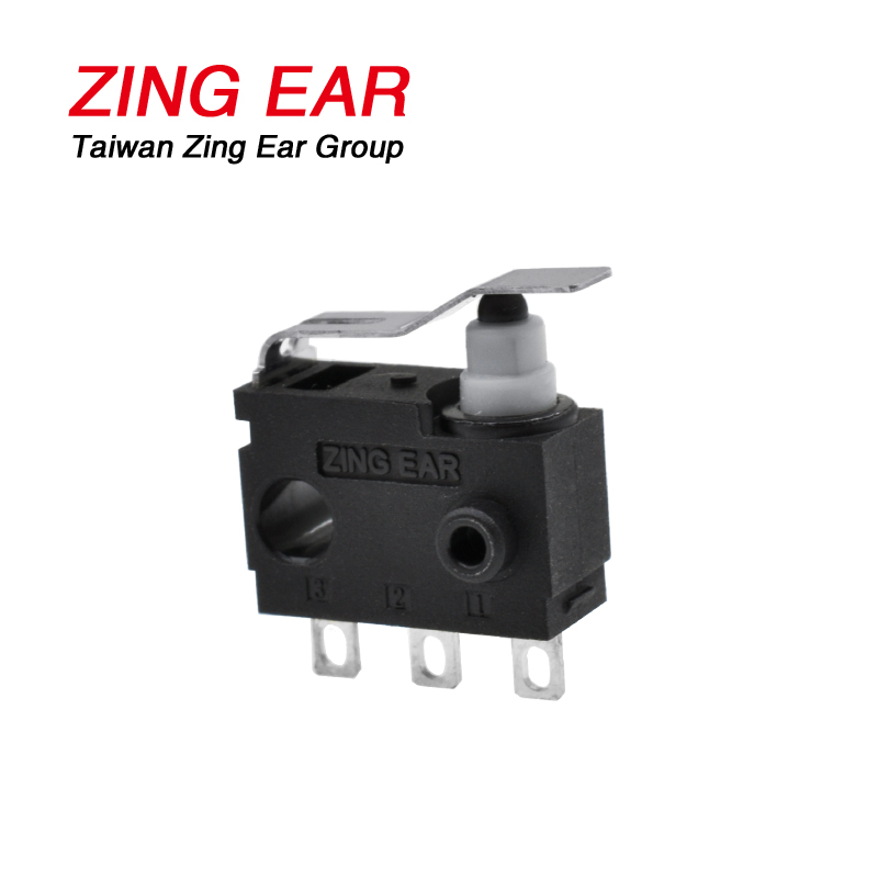 G306-150S45AA Miniature Micro Switch Lever 45# 150gf SPDT 40T85 (2)