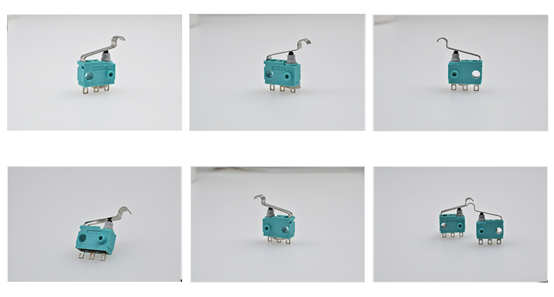 The photo of G306 MiniatureMiniature Snap Action Switch