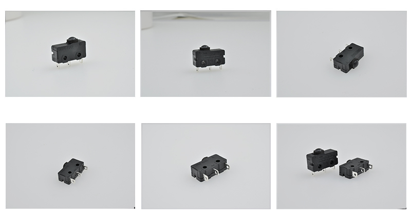 Micro Momentary Switch Photos