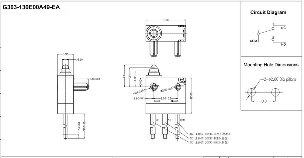 Drawing_G303-130E00A49-EA_Rev_A.dwg