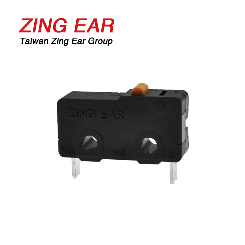 Micro ONOFF Switch Normally Closed NC T125 5A (2)